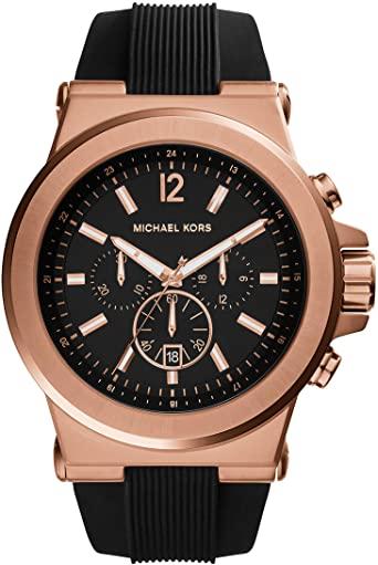 Michael Kors Dylan Chronograph Black Dial Men's Watch MK8184
