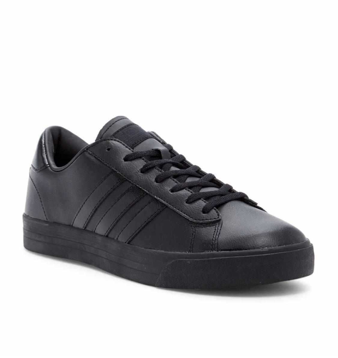 adidas cloudfoam super daily black