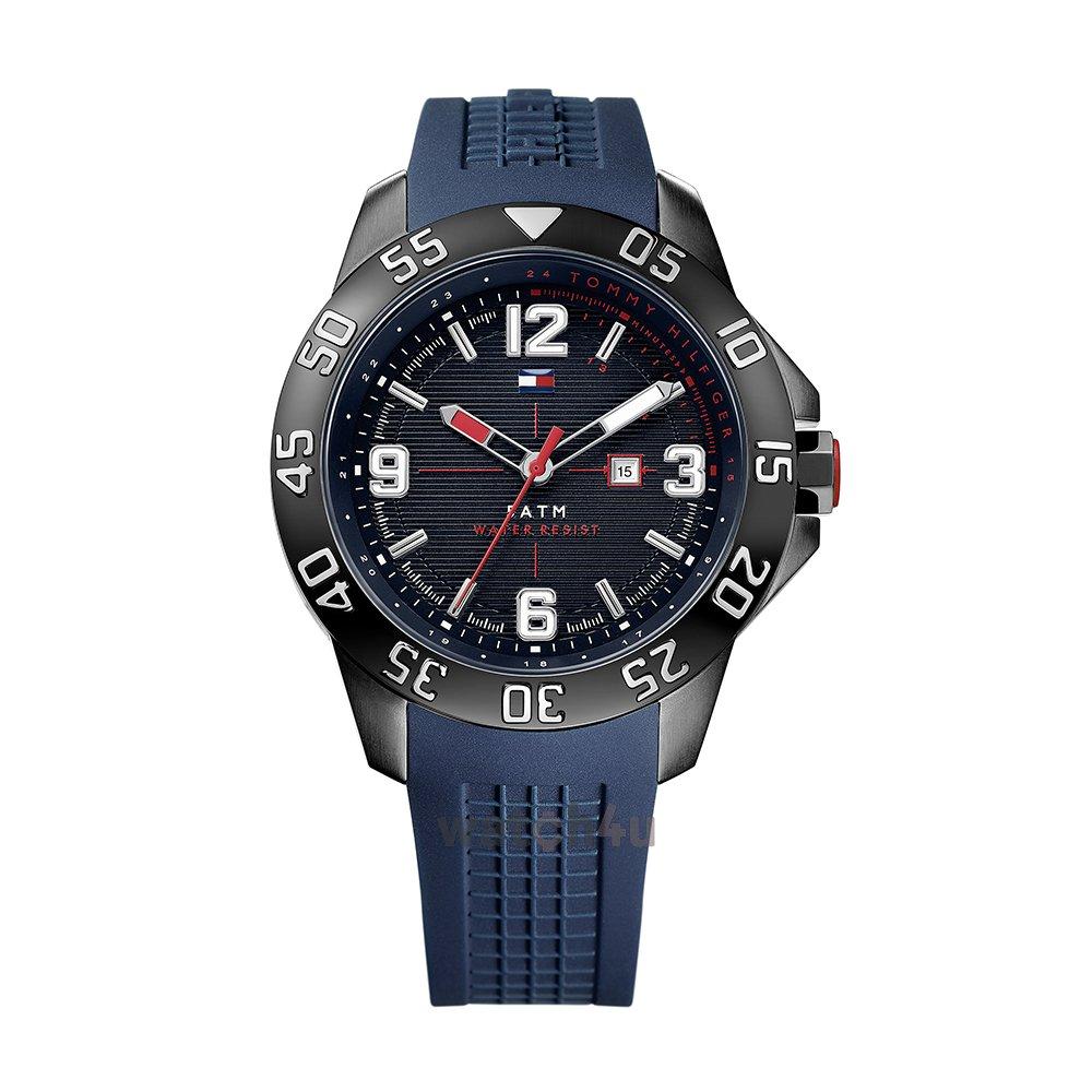 Tommy Hilfiger Men's Stainless Steel Watch  1790984