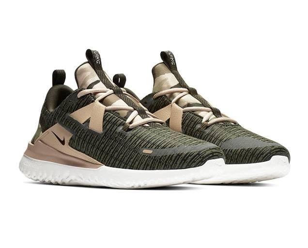 Nike Renew Arena Camo Sneaker