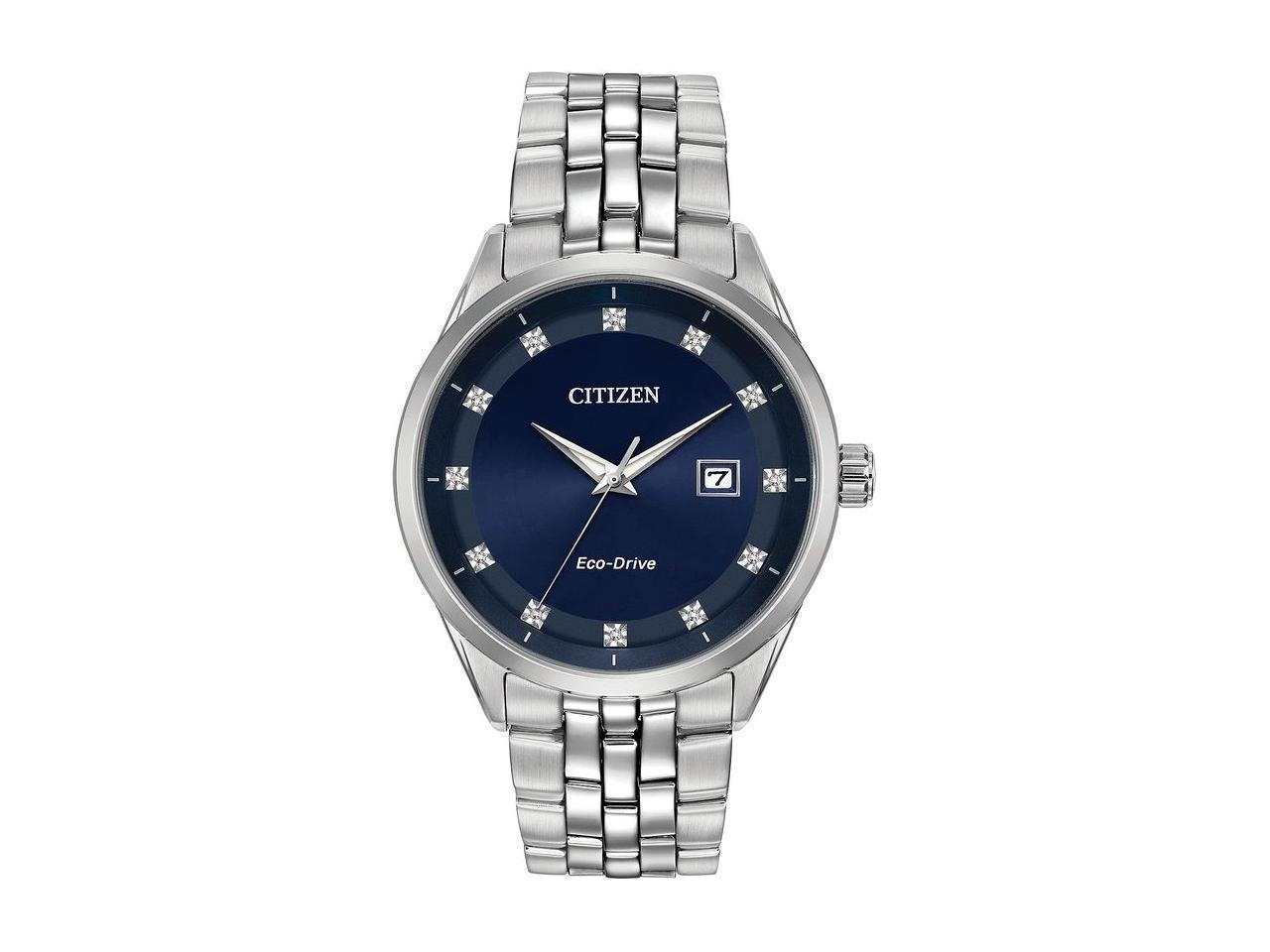 Citizen Men's Eco-Drive Stainless Steel Watch BM7251-53M