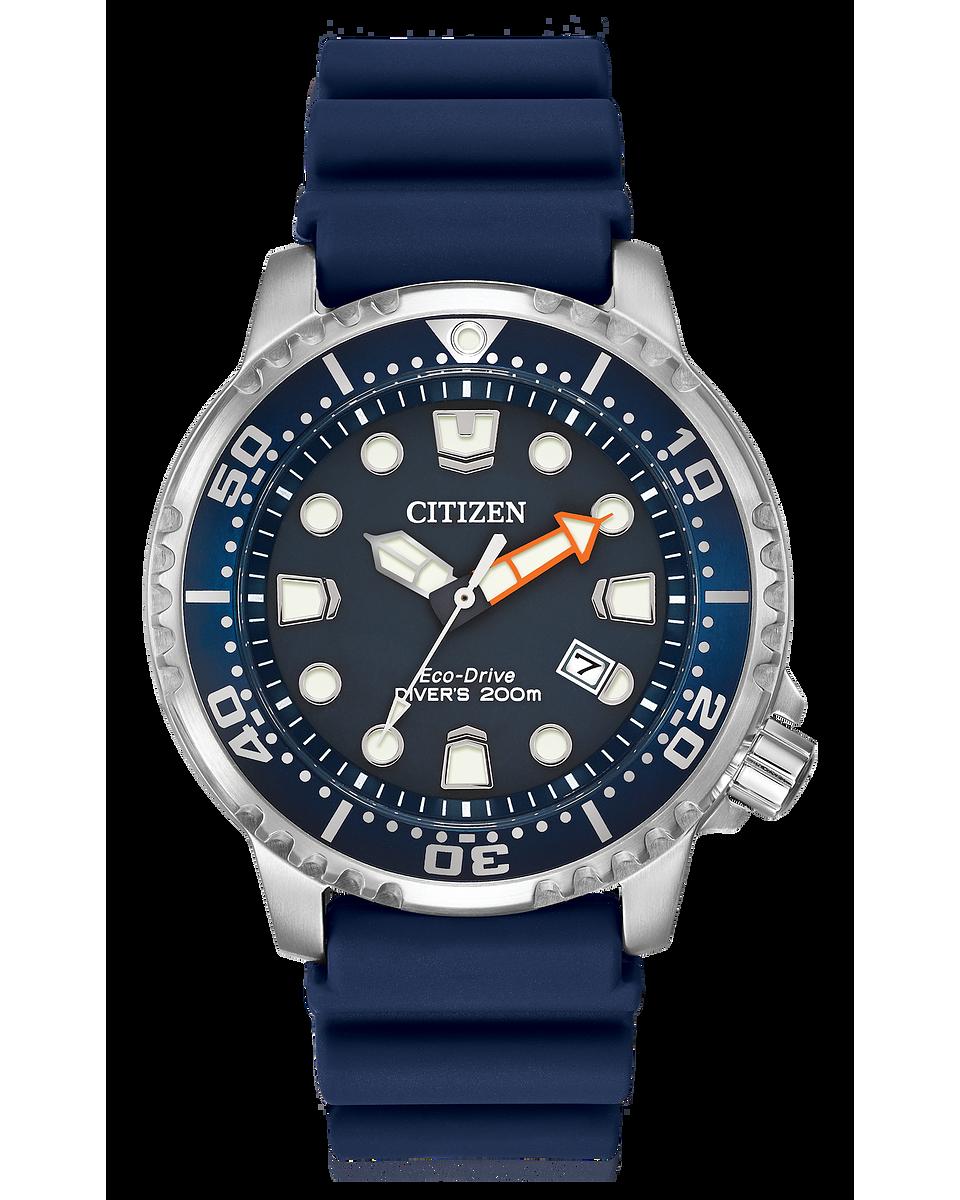 Citizen Men's Promaster Professional Diver Watch BN0151-09L